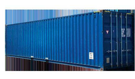 maison container 40 pieds